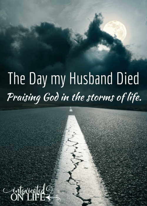 The Day my Husband Died