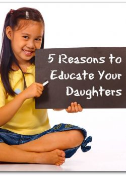 Reasons to Educate Women