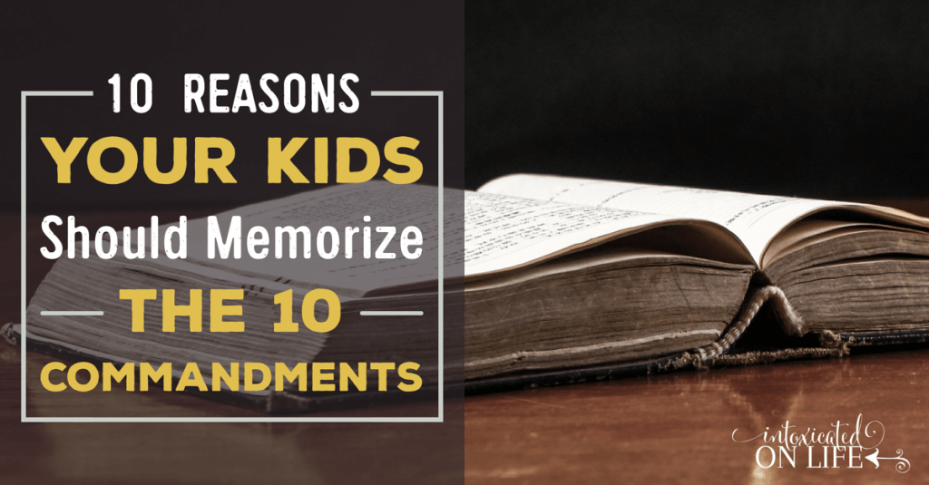 10ReasonsYourKidsShouldMemorizeThe10Commandments-FB