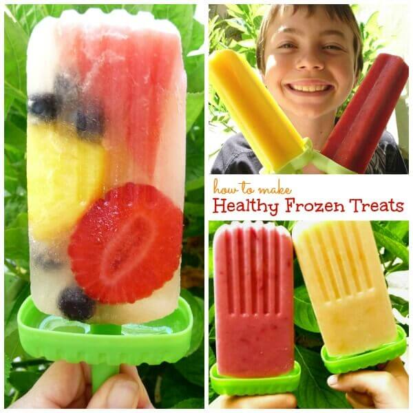 Wholesome All Fruit Pops