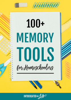 100+ Memory Tools For Homeschoolers