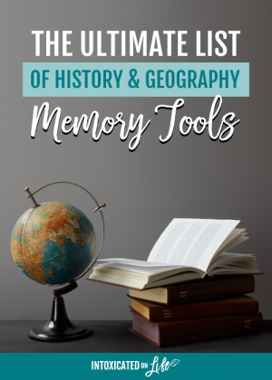The Ultimate List of History and Geography Memory Tools