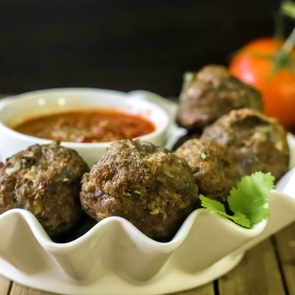 Basic Grain Free Meatballs Recipe