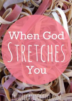 When God Stretches You: The Day My Husband Died