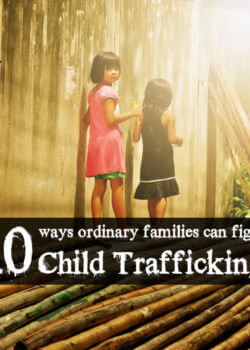 Fight Child Trafficking