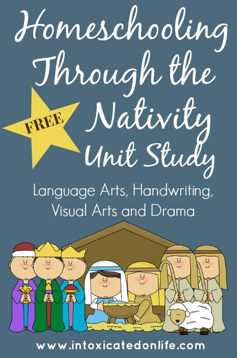 Homeschooling Through the Nativity Unit Study