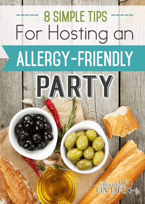 You've got to try these tips for hosting an allergy-friendly party that everyone will love (and have plenty to eat).