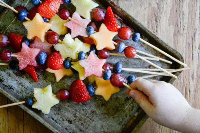 101 Easy Gluten Free, Grain Free Snack Ideas for Kids Fruit
