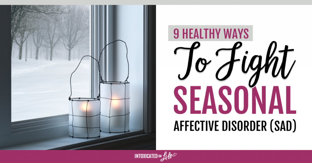 9 Healthy Ways To Fight Seasonal Affective Disorder SAD FB