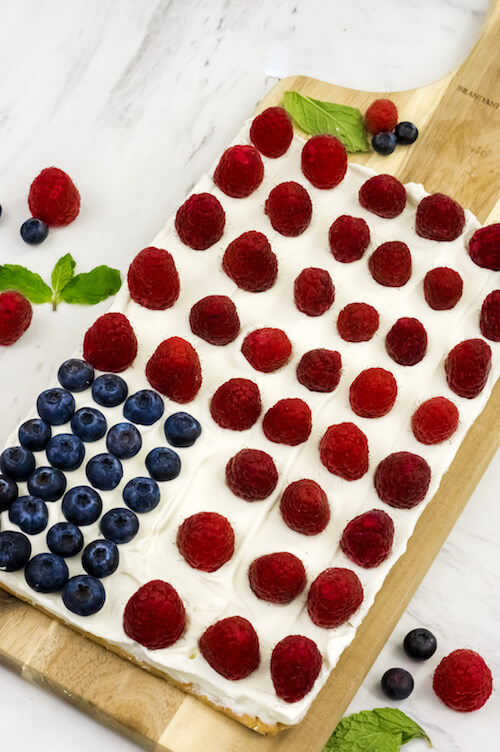 Red White and Blue Fruit Tart Final 2