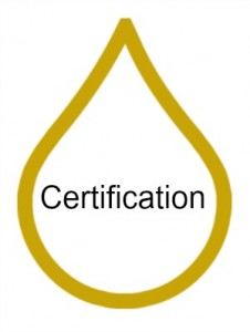 Certification Drop