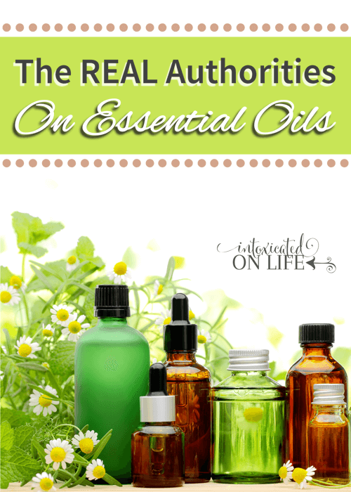 Find out who the REAL authorities are on Essential Oils in our Skeptics Guide to Essential Oils series @ IntoxicatedOnLife.com #Skeptic #EO #EssentialOil