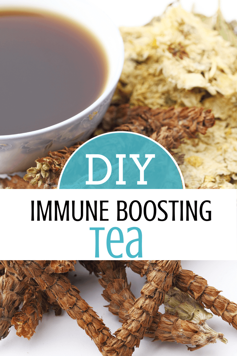 Diy Immune Boosting Herbal Tea