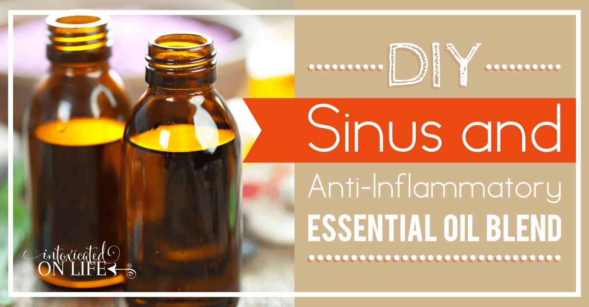 Immune Support Essential Oil Blend