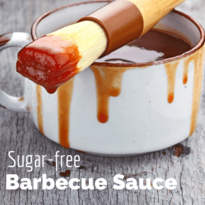 Sugar Free Barbecue Sauce Recipe