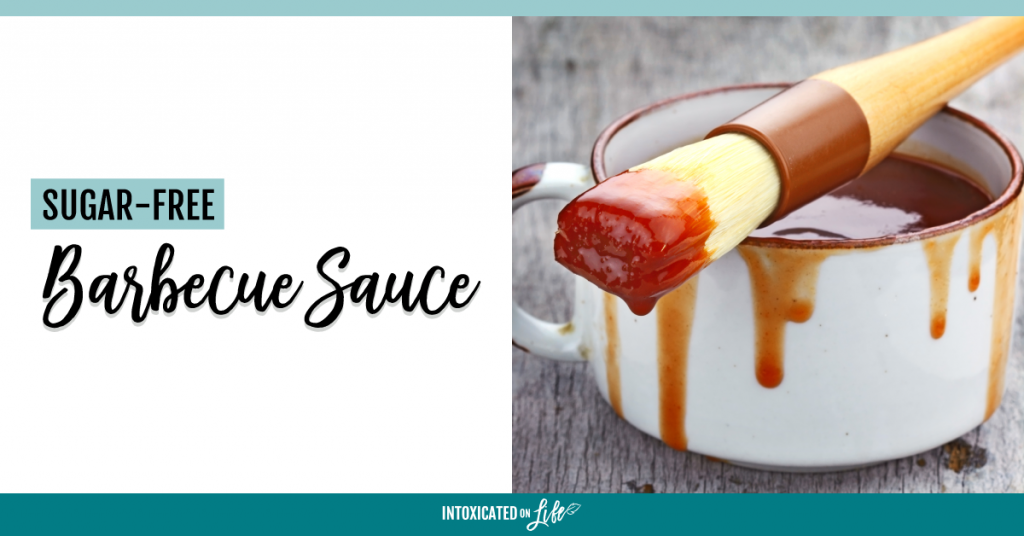 Sugar Free Barbecue Sauce FB