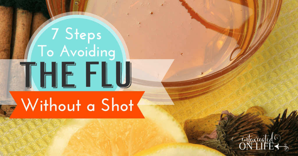 7 Steps To Avoiding The Flu Without A Shot