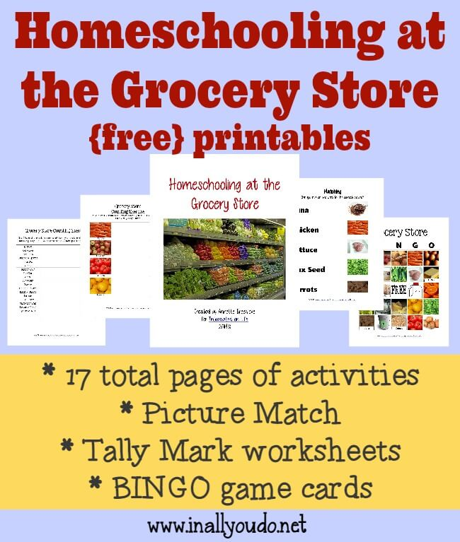Ever wonder how to make the most out of your grocery shopping trips? Here are some great tips & fun printables to help you out!