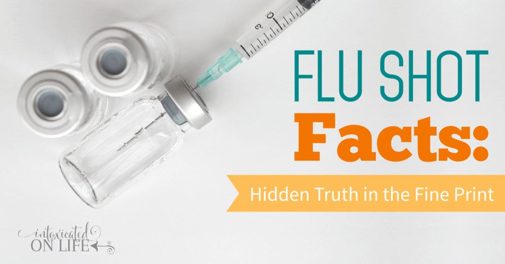 Flu Shot Facts - Hidden Truth In The Fine Print-FB
