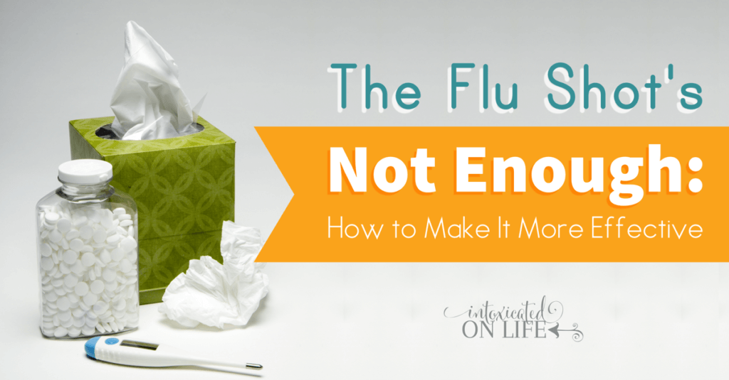 Flu Shots 101: How to Detox and Get the Most From Them
