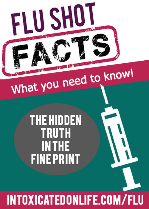 Flu Shot Facts: Hidden Truth in the Fine Print