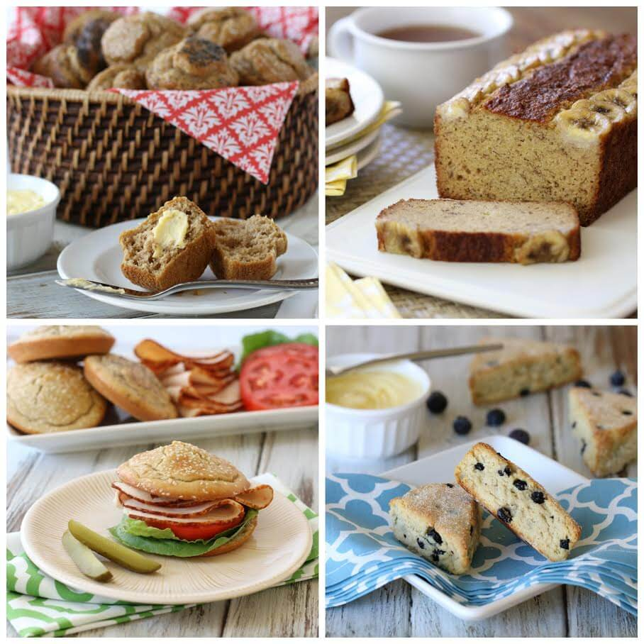 Every Day Grain Free Baking