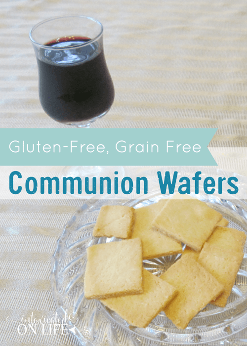 Glutenfree Grain Free Communion Wafers