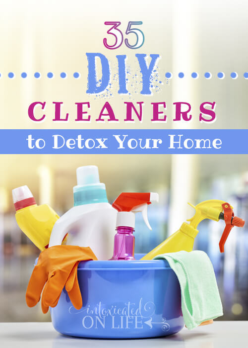 35 DIY Cleaners