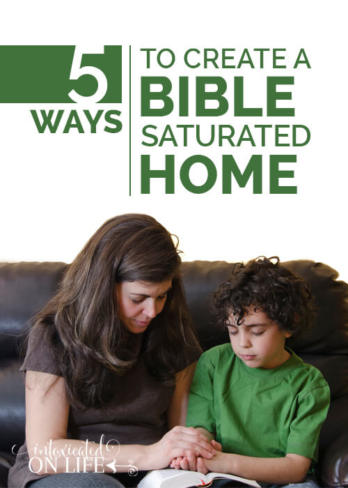5 Ways To Createa Bible