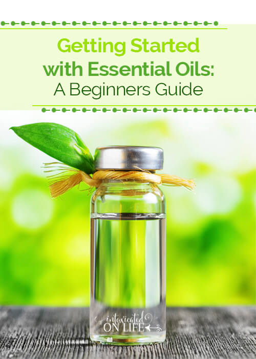Overwhelmed with all the info on getting started with essential oils? Here is your guide to getting started!