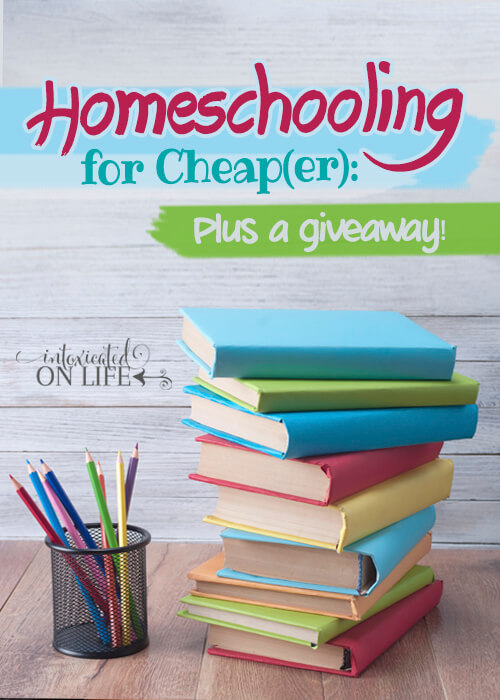 Homeschoolingfor Cheaper