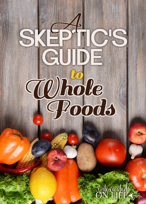 A Skeptic Guideto Whole Foods