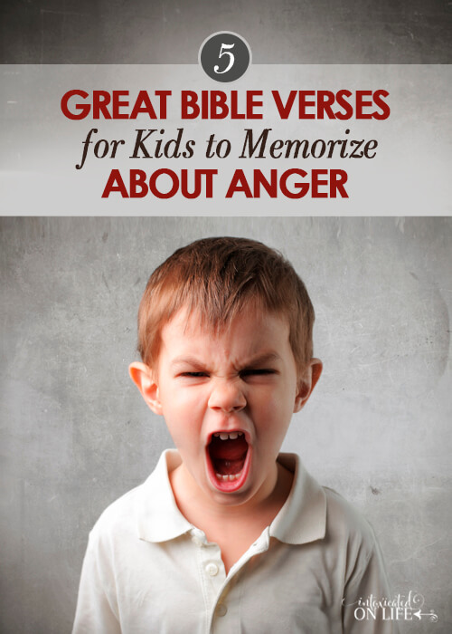 5 Great Bible Verses About Anger