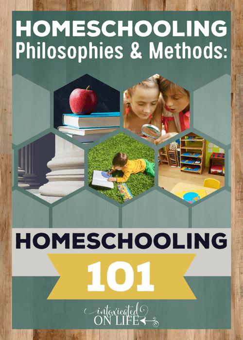 HomeschoolingPhilosophies&Methods-Homeschooling101