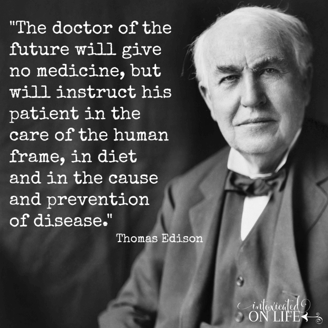 The Doctor of the Future - Thomas Edison