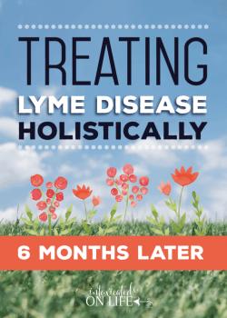 Treating Lyme Disease Holistically