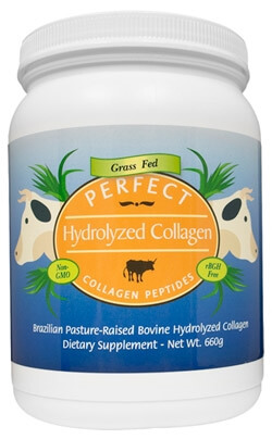 Hydrolyzed Collagen Container