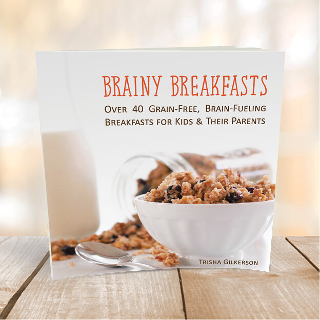 Brainy Breakfasts Cookbook
