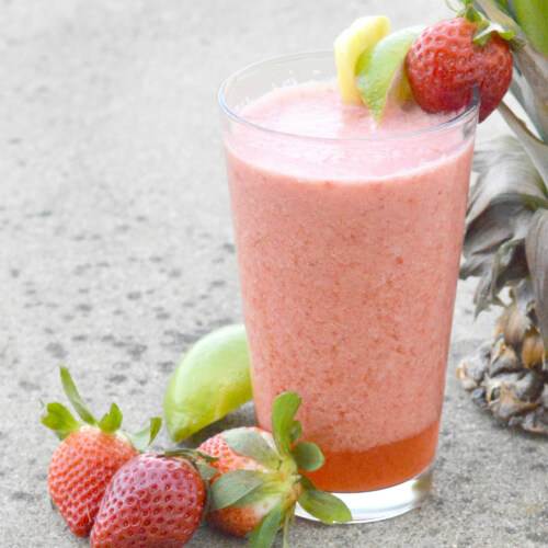 Mexican Fiesta Smoothie by Intoxicated on Life