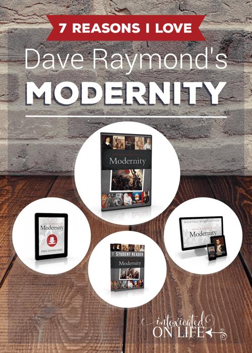 7 Reasons I Love Dave Raymonds Modernity