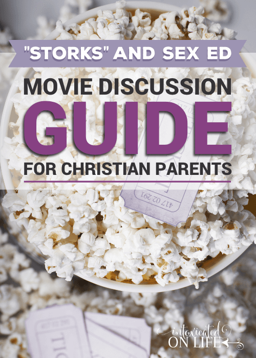 Storks And Sex Ed Movie Discussion Guide For Christian Parents