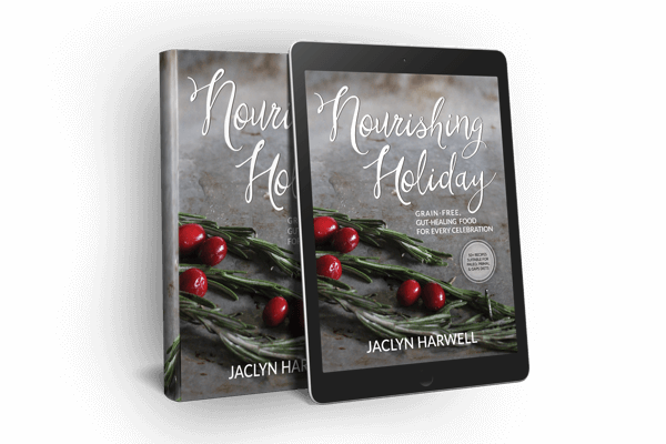 Nourishing Holiday Mockup