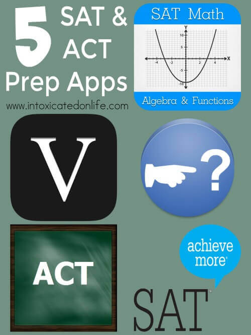 5 No-Guilt Kids Apps SAT and ACT Prep Apps