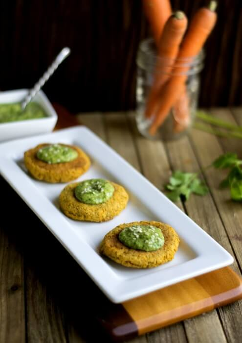 Falafel and Tahini