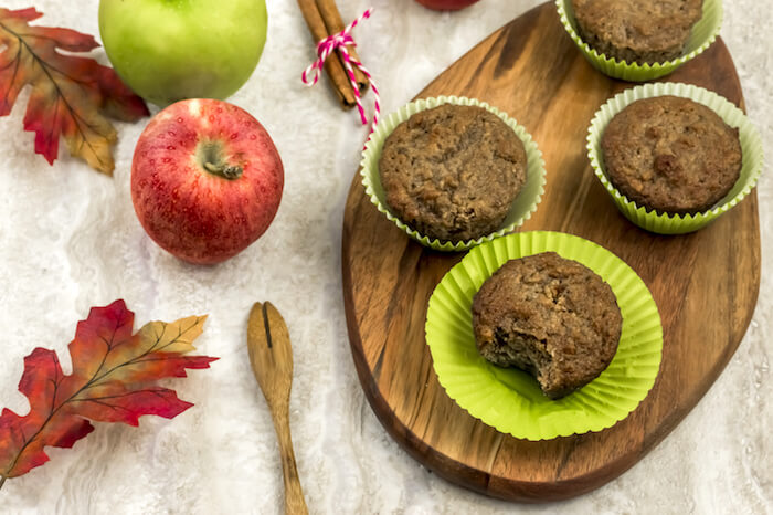 Paleo Apple Muffins Final 1