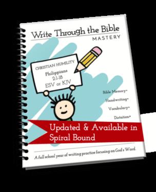 Philippians 2:1-18 Mastery Workbooks