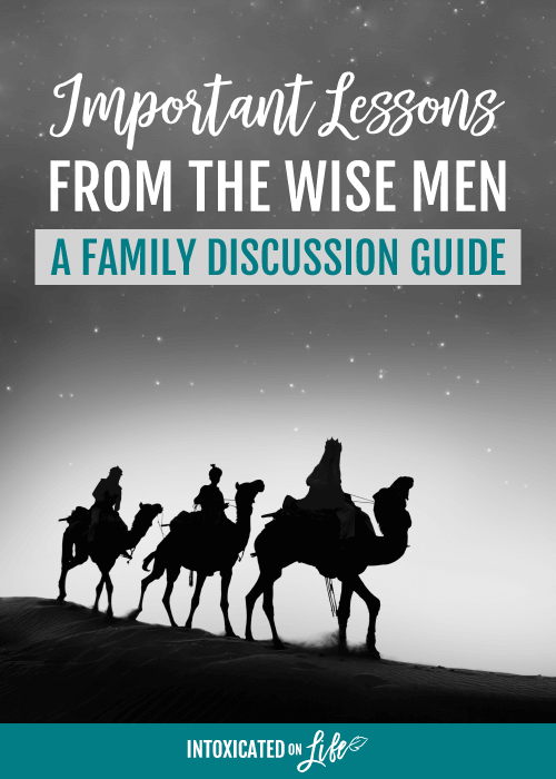 Important Lessons From The Wise A Family Discussion Guide