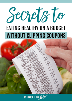 Secrets to eating healthy on a budget—without clipping coupons