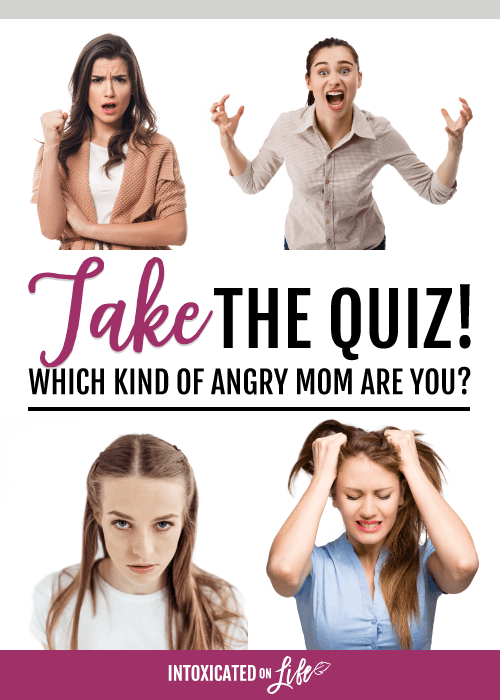 quiz what s your angry mom style