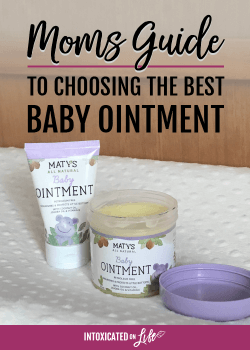 Moms Guide to Choosing the Best Baby Ointment